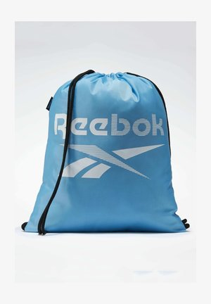 TRAINING ESSENTIALS GYM SACK - Treningsbag - turquoise