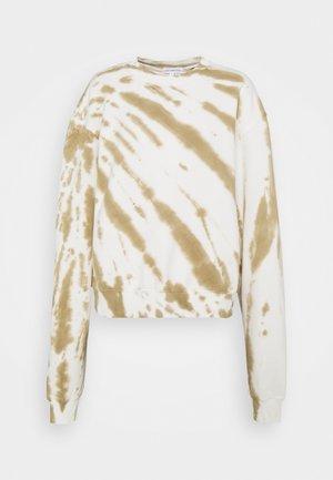 BOYFRIEND - Sweatshirt - putty