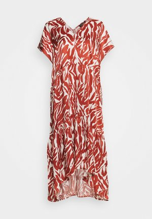 SLNIKAIA DRESS - Day dress - red