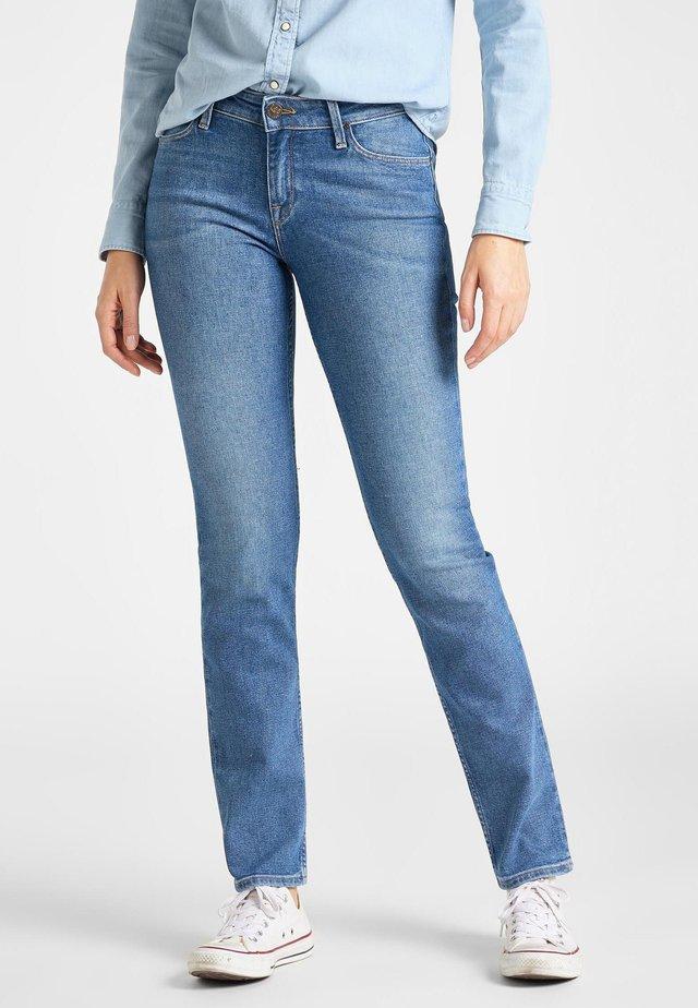 MARION  - Jeans Straight Leg - blue denim