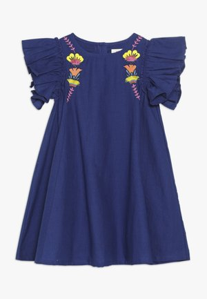 DRESS - Day dress - royal blue