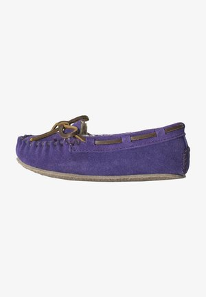 CASSIE - Boat shoes - lavender