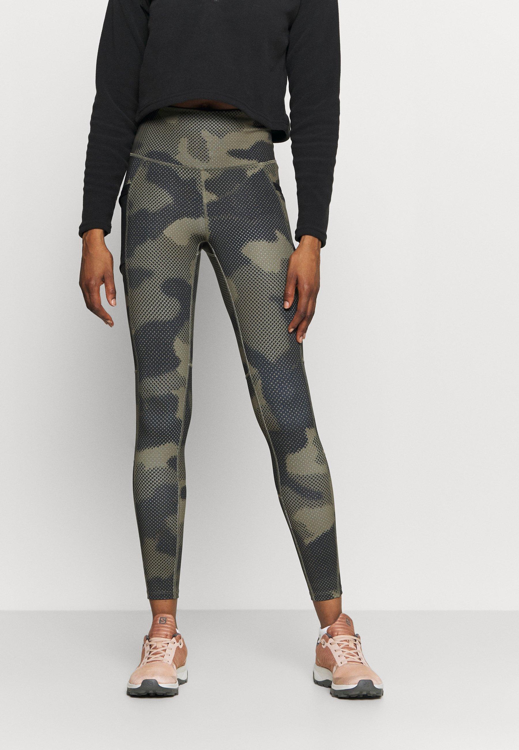 Femme WINDGATES LEGGING - Collants