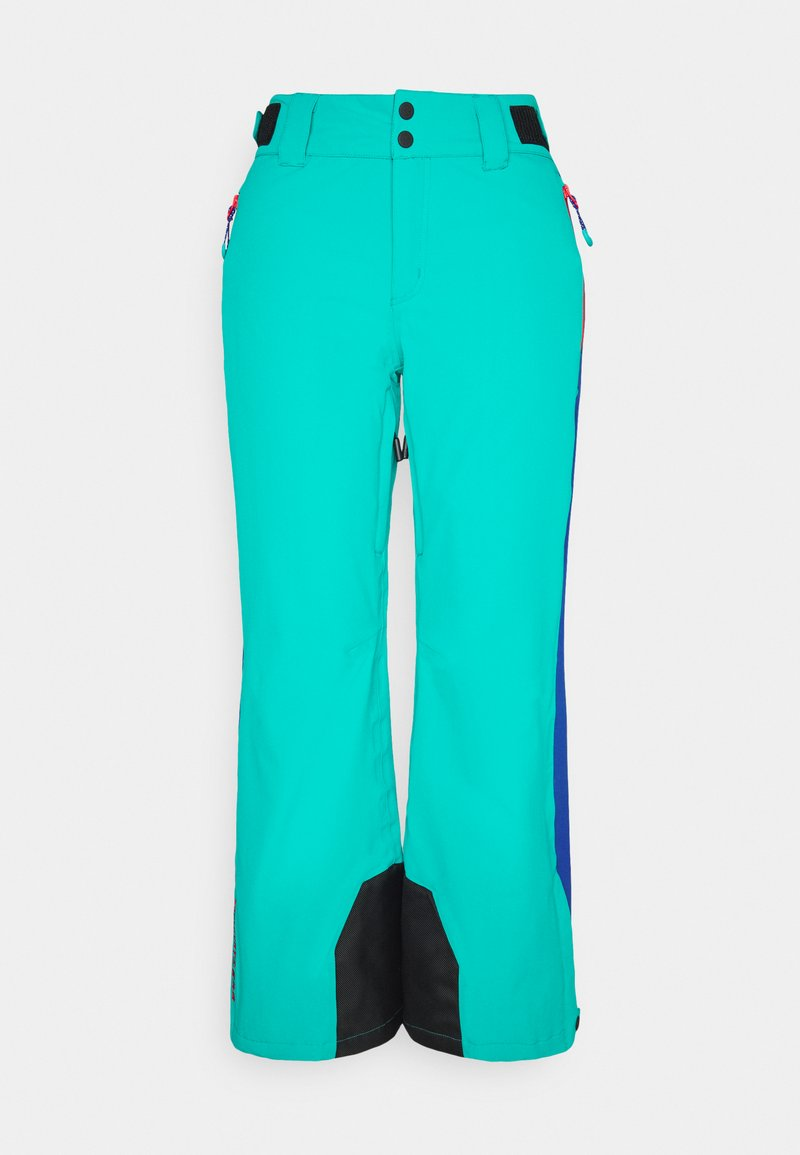 Superdry - ALPINE PANT - Zimní kalhoty - lapis