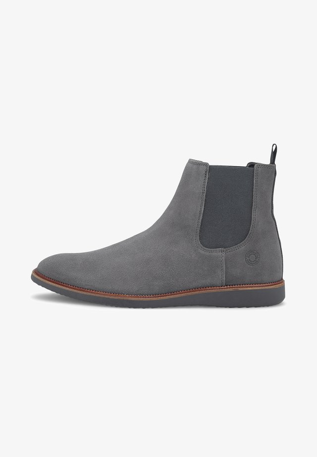 Classic ankle boots - mittelgrau