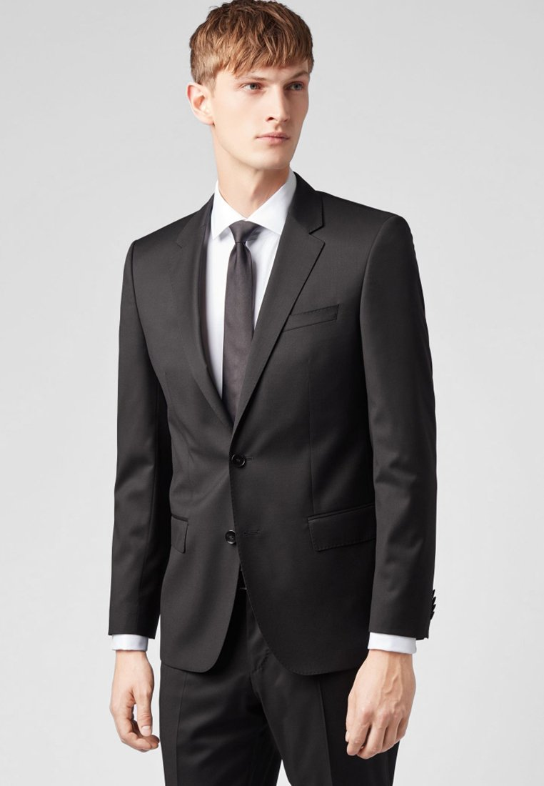 BOSS - HAYES - Suit jacket - black