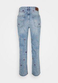 Desigual - JULIET - Straight leg jeans - blue - 1