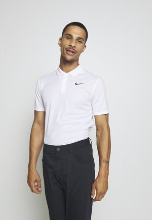 DRY VICTORY SOLID SLIM - Sports shirt - white/black