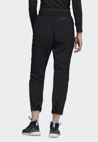 adidas Performance - HIKE TECHNICAL HIKING PANTS - Joggebukse - black - 2