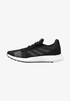 SENSEBOOST GO - Laufschuh Neutral - core black/grey five/footwear white