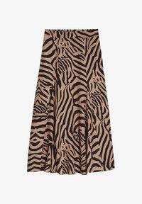 Catwalk Junkie - SK EL TIGRE - A-line skirt - cuban sand - 0