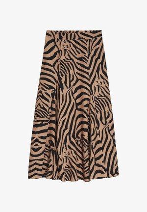 SK EL TIGRE - A-line skirt - cuban sand