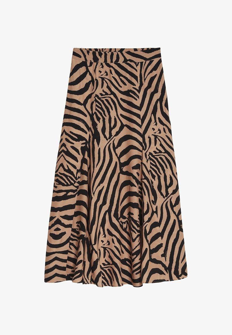 Catwalk Junkie - SK EL TIGRE - A-line skirt - cuban sand