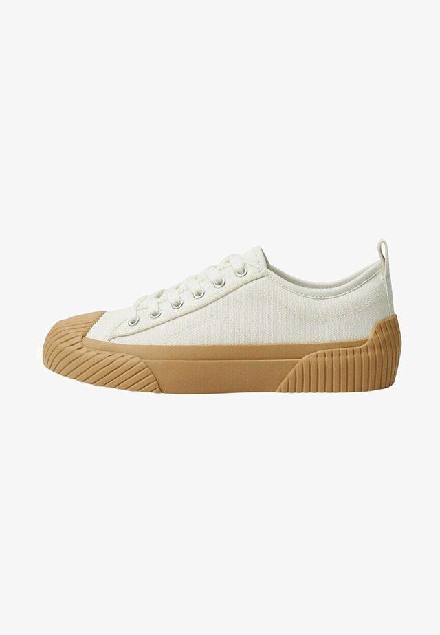 HANK - Sneakers laag - wit