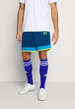 CHALLENGER SHORT - Sports shorts - graphite blue