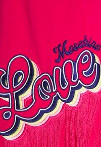 Love Moschino - Mini skirt - fuchsia - 2