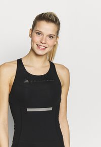 adidas by Stella McCartney - SHO ONE - Treningsdress - black - 3