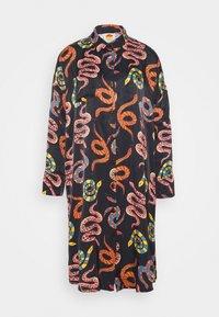 Farm Rio - SNAKES - Shirt dress - multi - 5