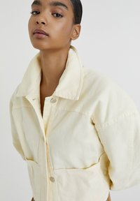PULL&BEAR - Summer jacket - beige - 4