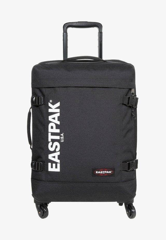 BOLD - Wheeled suitcase - black
