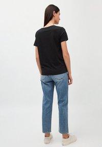 ARMEDANGELS - HAADIA - Basic T-shirt - black - 2