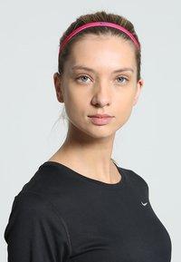 Nike Performance - PRINTED HEADBANDS 6 PACK - Autres accessoires - deep royal blue/chalk blue - 0