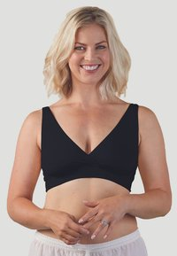 Bravado Designs - Triangle bra - black - 0