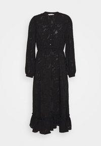 ONLY - ONLEVA MIDI DRESS - Maxi šaty - black - 5