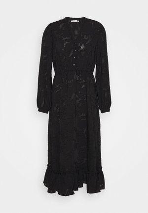 ONLEVA MIDI DRESS - Vestido largo - black