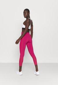 adidas Performance - Tights - pink - 2