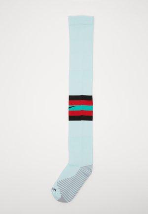 PORTUGAL - Kniestrümpfe - teal tint/sport red/kinetic green/(black)