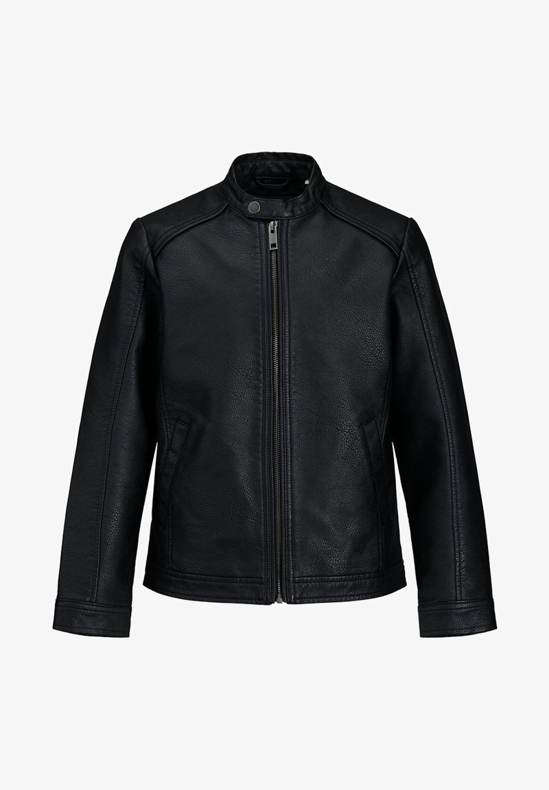 Produkt - Veste en similicuir - black