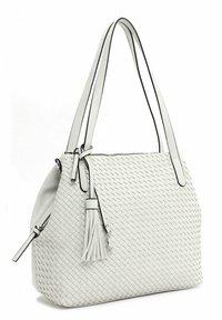 Tamaris - CARMEN - Handbag - ecru - 3
