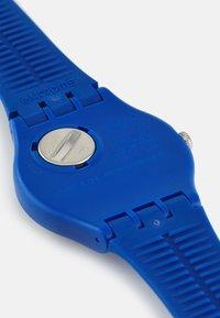 Swatch - BELTEMPO UNISEX - Hodinky - blue - 3