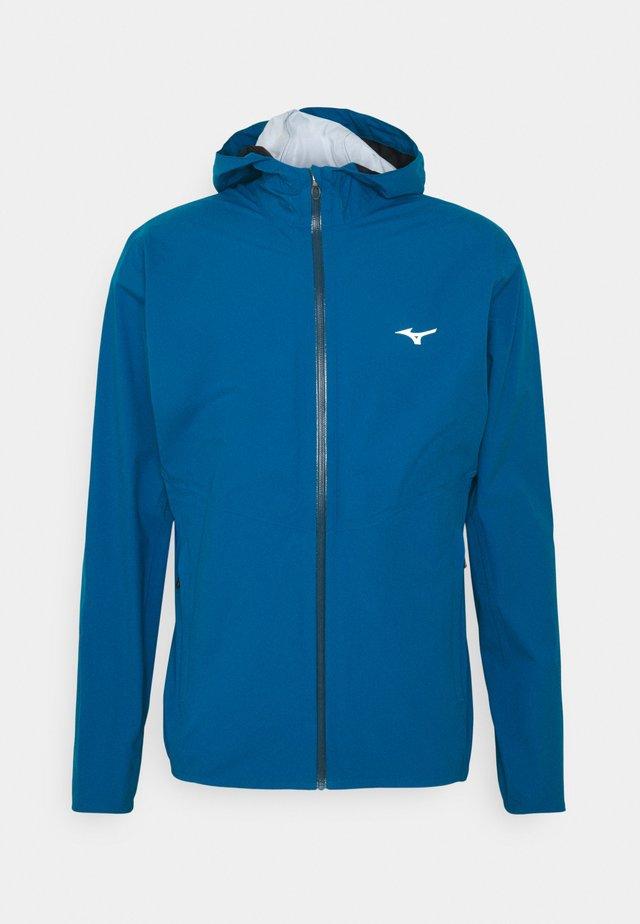 WATERPROOF 20K JACKET - Hardshell jacket - mykonos blue