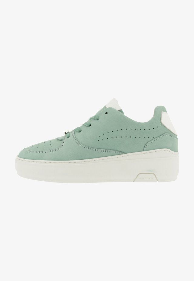 REHAB THORA II NUB SNEAKER WOMEN - Baskets basses - mint