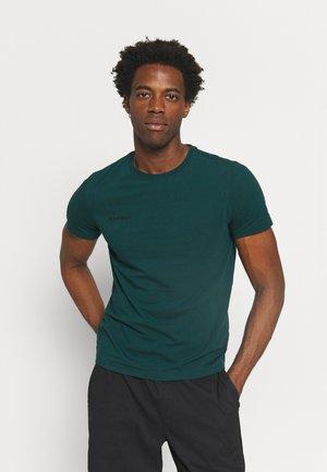 LOGO - T-shirt med print - dark teal