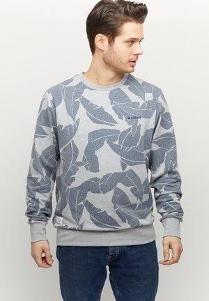 Collegepaita - grey melange