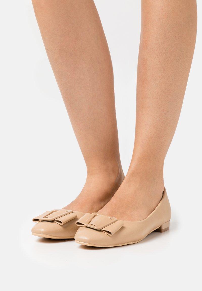 Laura Biagiotti - Ballet pumps - beige