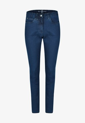 Slim fit jeans - navy