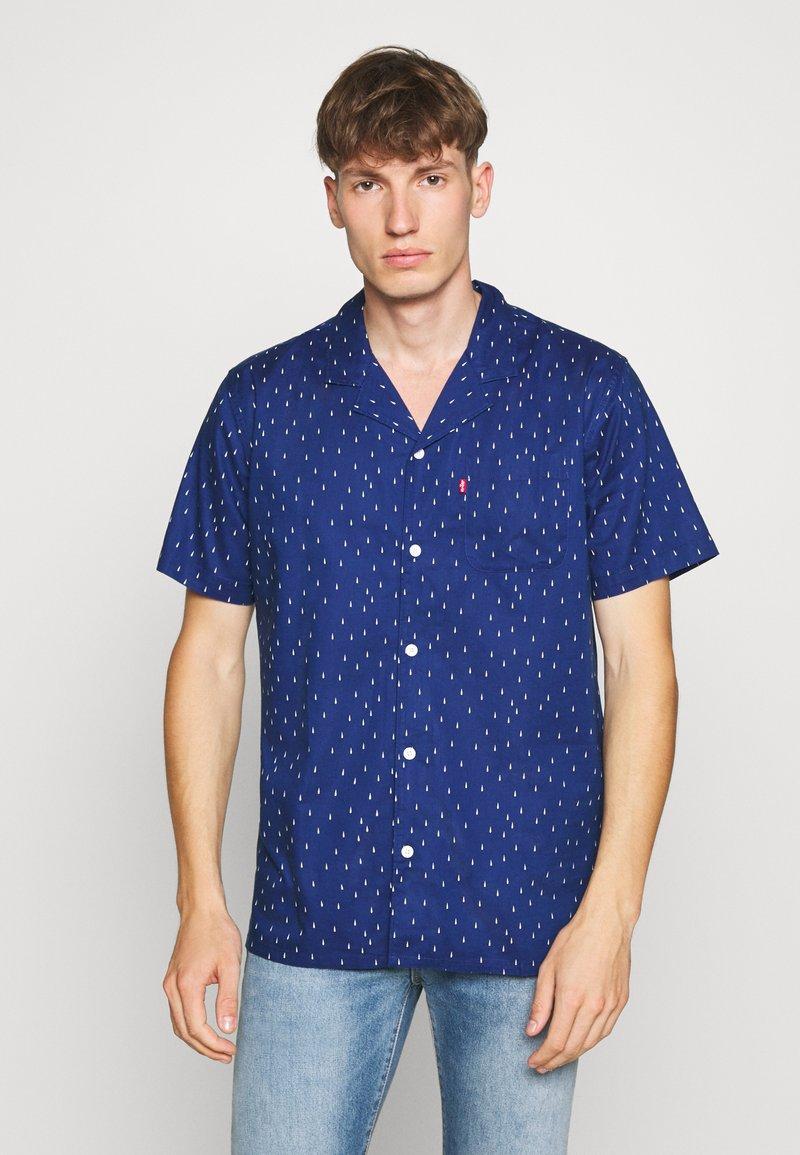 Levi's® - CLASSIC CAMPER UNISEX - Shirt - raindrop blue