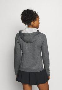 Lacoste Sport - JACKET - Zip-up sweatshirt - pitch chine - 2