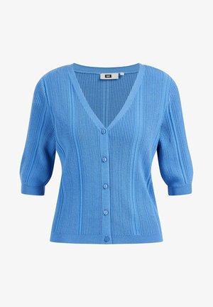 Cardigan - ice blue
