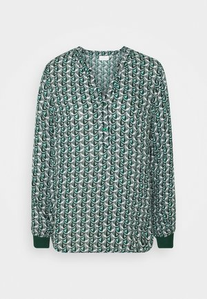 GANIA BLOUSE  - Blouse - dark green