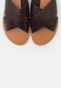 Glamorous - Pantofle - brown - 5