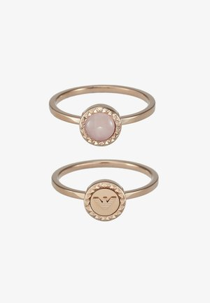 ESSENTIAL 2 PACK - Anillo - rose gold-coloured