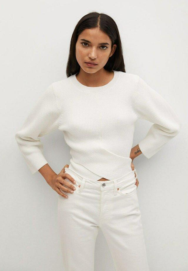 Pullover - crudo