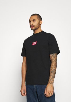 SWEET 90S LOOSE TEE UNISEX - Print T-shirt - official black