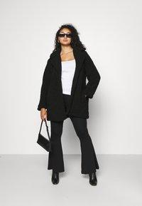 CAPSULE by Simply Be - COAT - Classic coat - black - 1