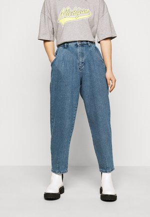 ONLVERNA BALLOON - Jeans baggy - medium blue denim